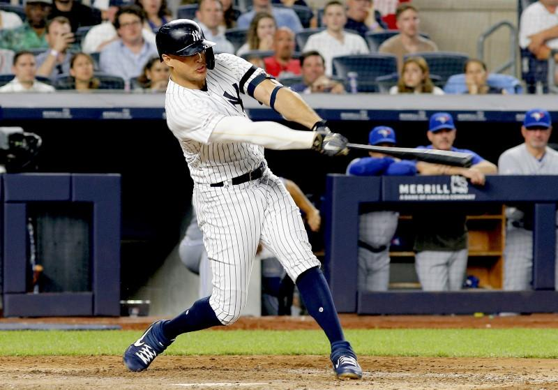 MRI shows no new injury for Yankees' Stanton