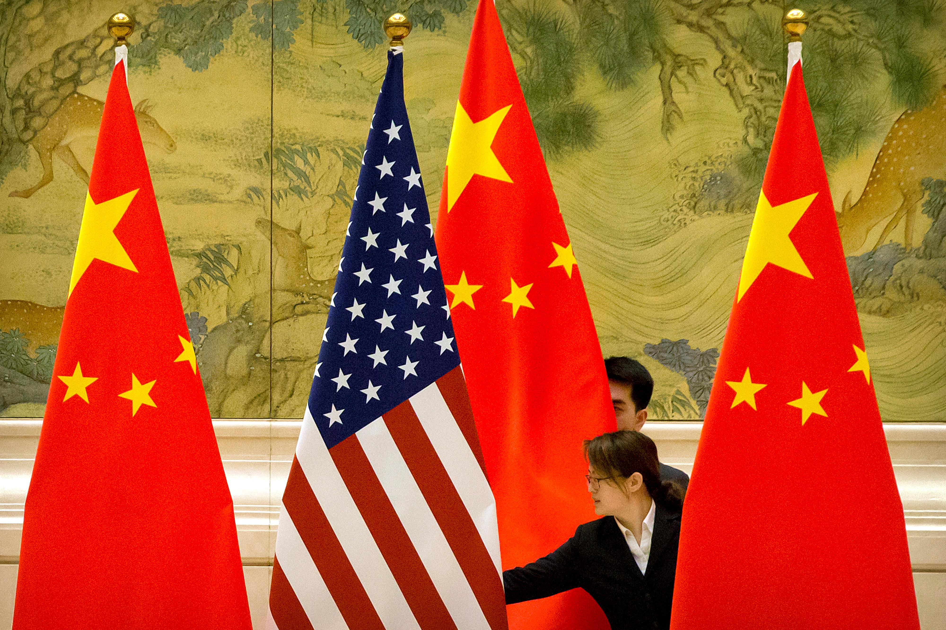 トランプ米大統領、中国との通商合意は「可能」 物別れなら追加関税