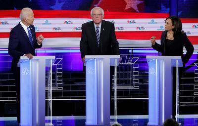 Democratic 2020 candidates face off in second night of Miami debates