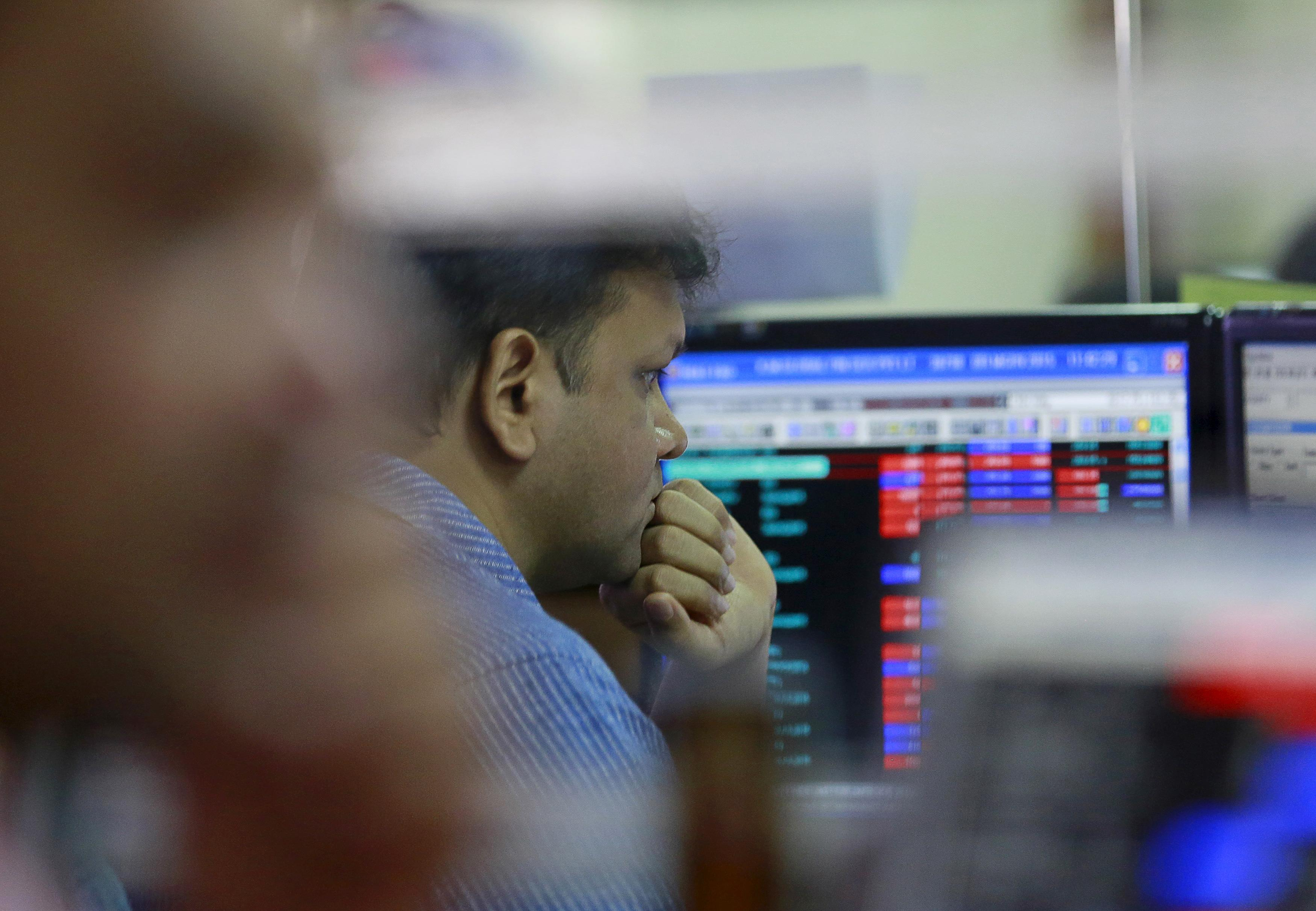 Sensex, Nifty post first monthly fall in four