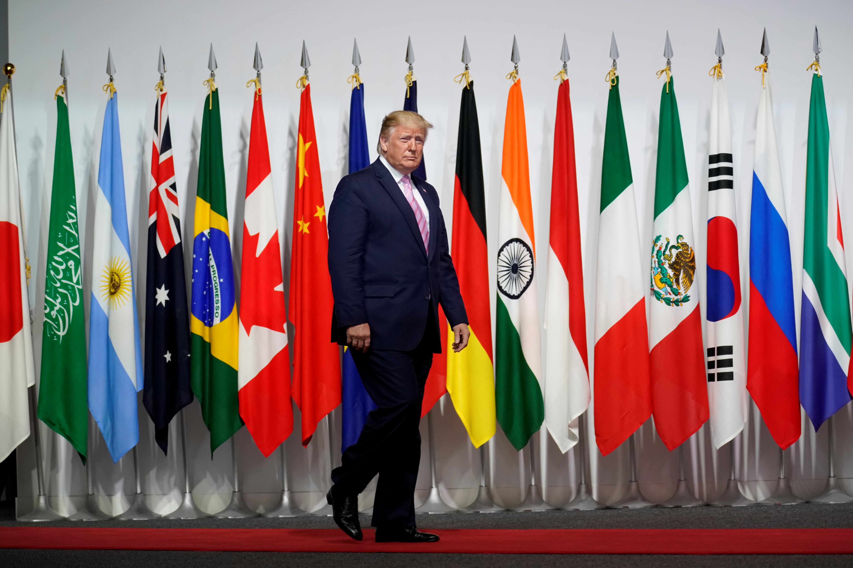 L'incertitude commerciale stoppe les stocks mondiaux