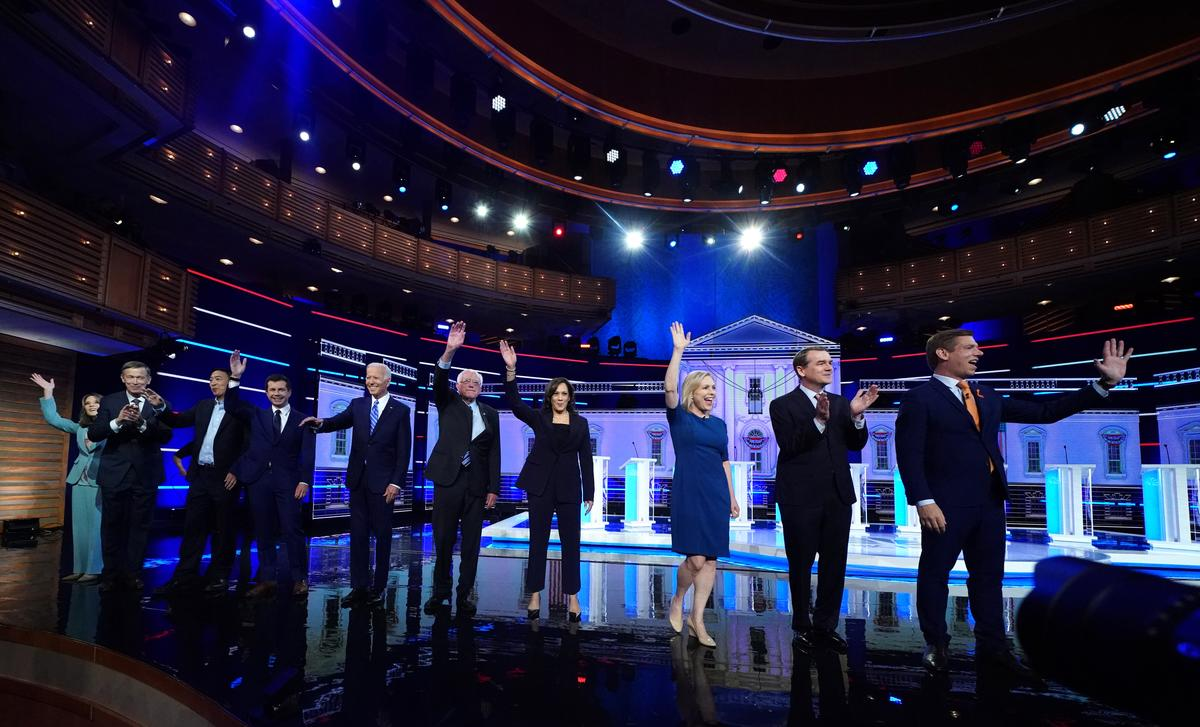 Factbox: How each U.S. Democratic candidate performed in the party's first debates