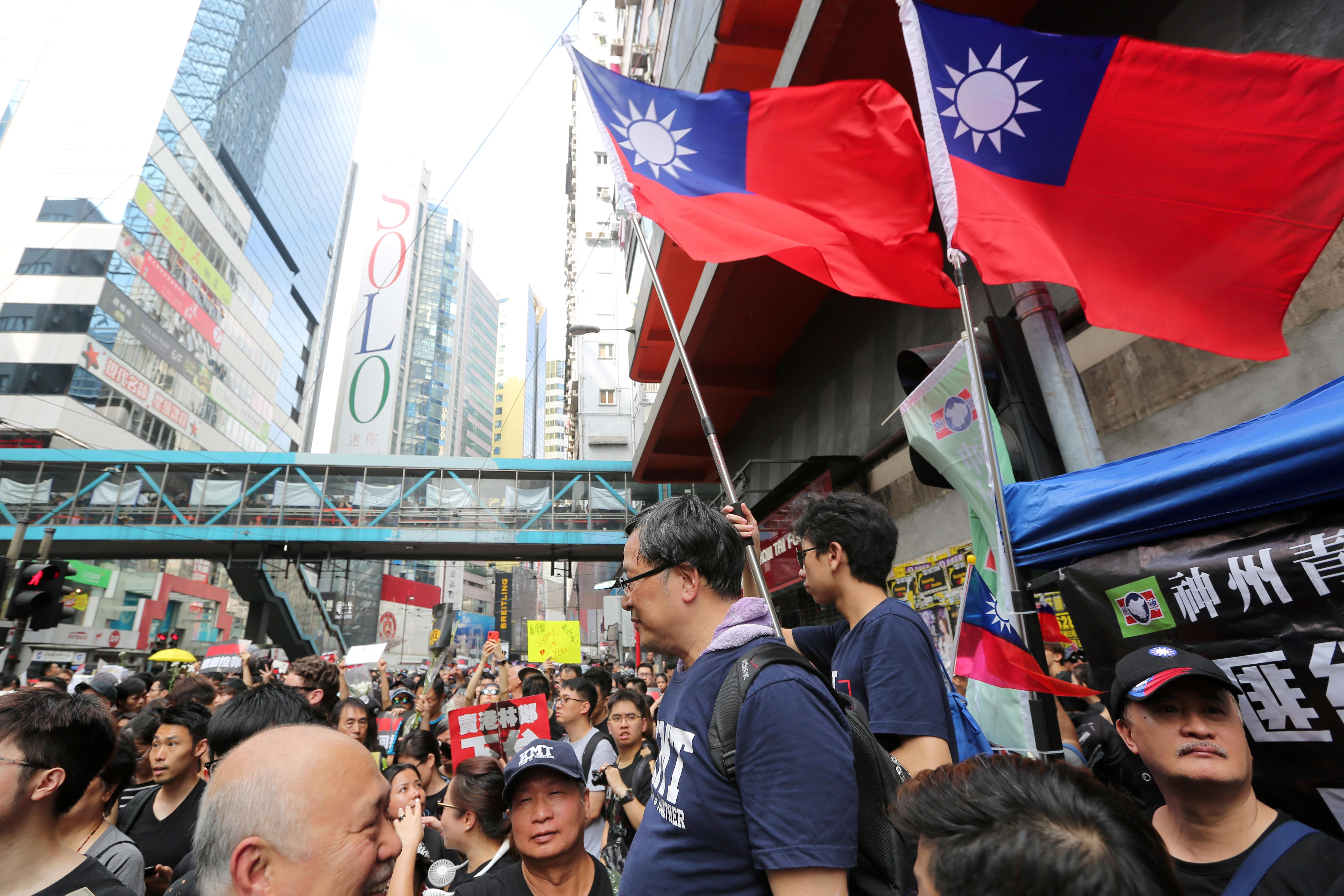 A small, but growing group of Hong Kong people find a new life in...