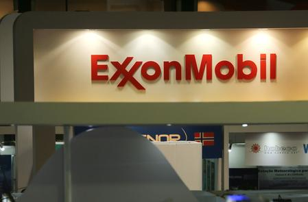 Exxon quarterly profit to feel pinch of weaker natural gas, chemical earnings