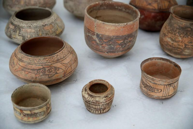 France returns stolen ancient artifacts to Pakistan - Reuters