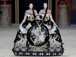 Haute Couture week in Paris