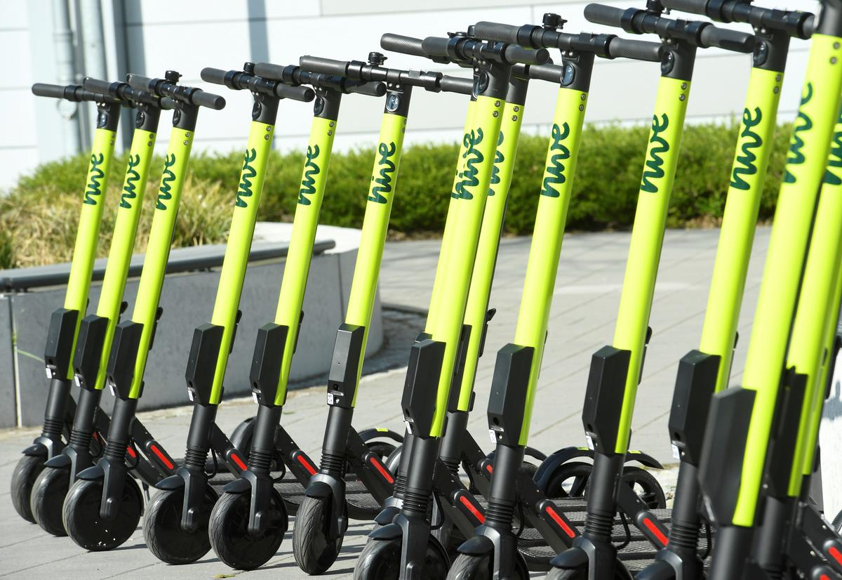 Naspers-backed Dott to launch e-bikes after new fundraising