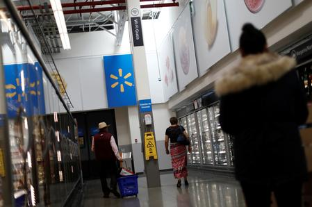 Walmart says Mexico same-store sales rise 4.7% in June