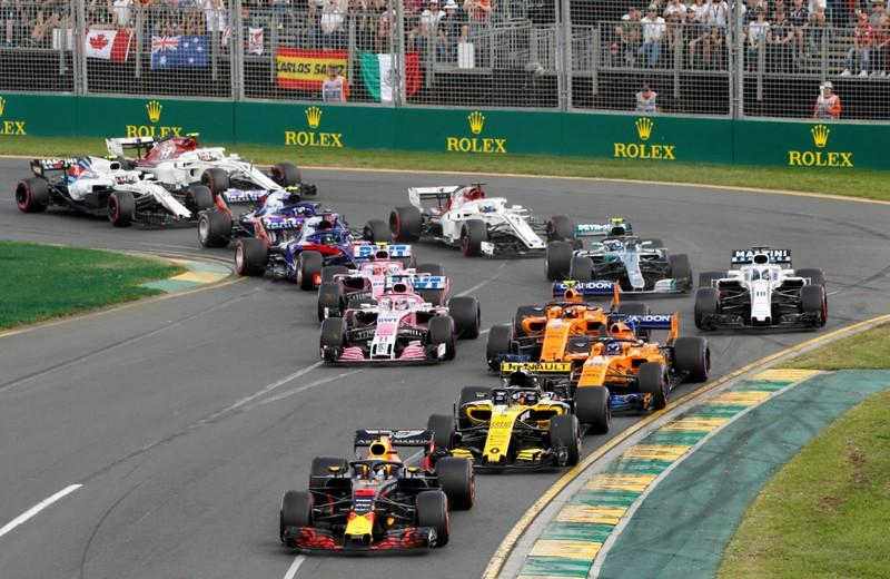 Melbourne 2020 F1 opener set for March 15 - Reuters