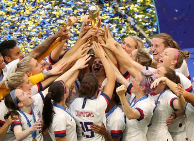 Best of the Women's World Cup