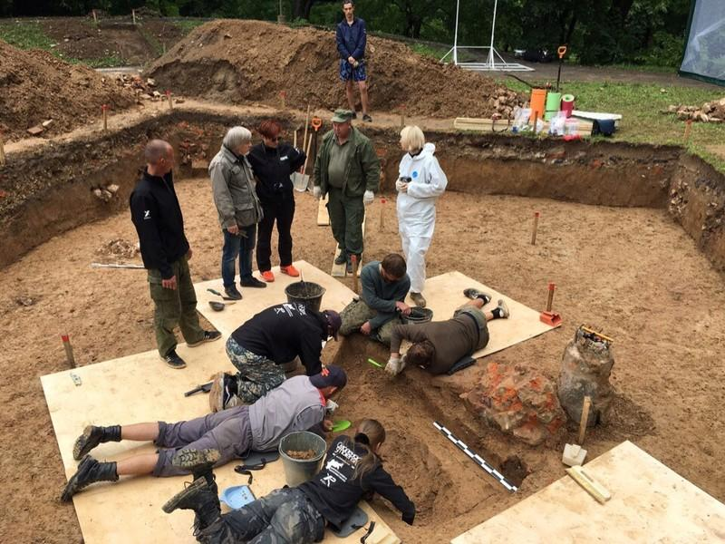 Remains of one of Napoleon's 1812 generals believed found in Russia