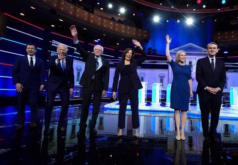 Democratic presidential contenders of 2020