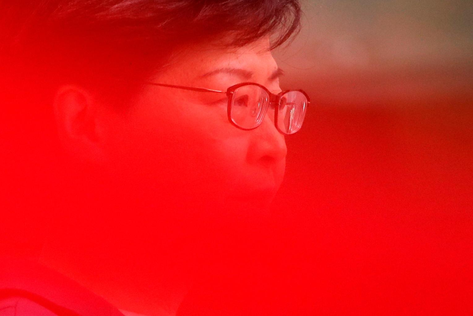 De la Dame de fer au canard boiteux: le départ du dirigeant de Hong Kong considéré comme une simple question de temps