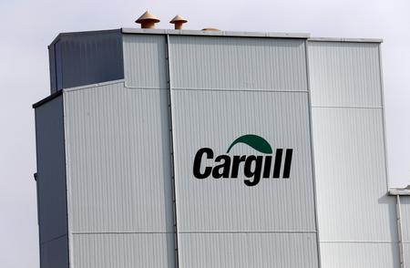 Cargill fourth-quarter profit dives 41% on trade tensions, U.S. floods