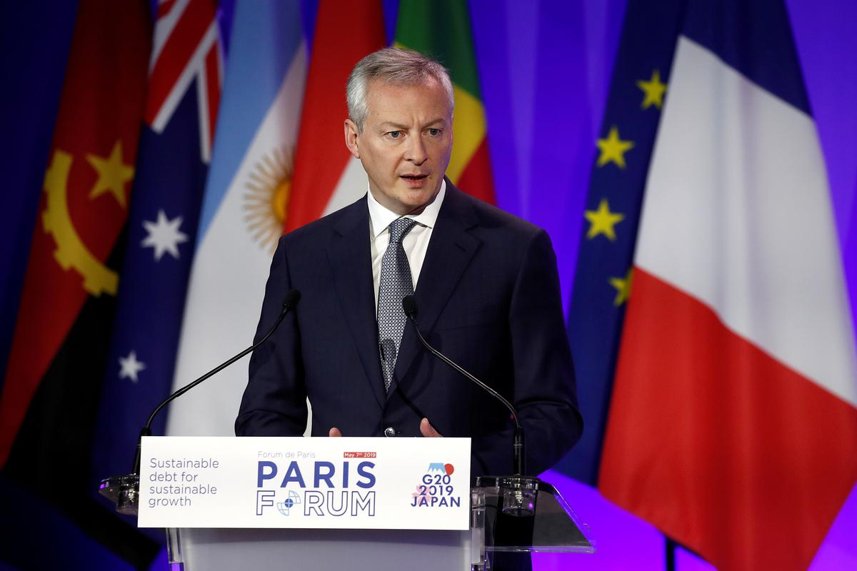 French Senate Approves Tax as U.S. Opens Digital Levy Probe