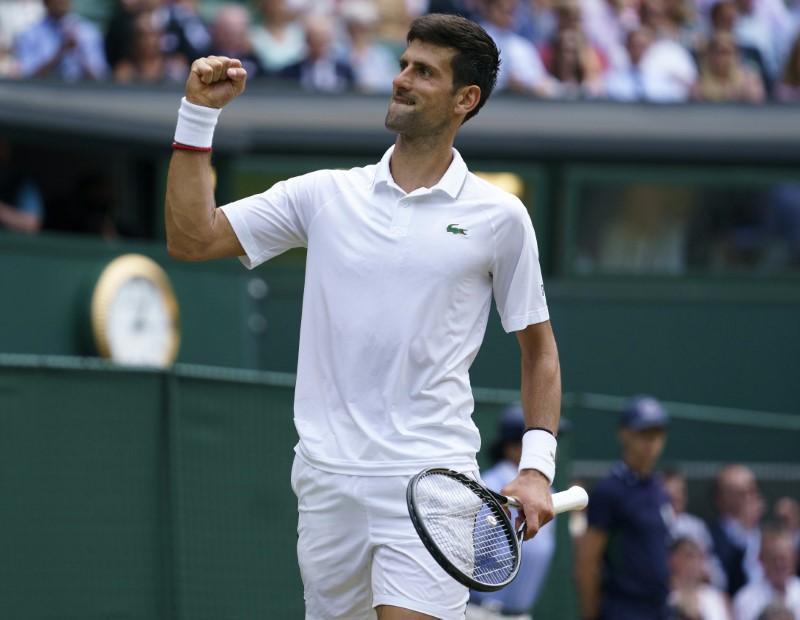Factbox: Novak Djokovic versus Roberto Bautista Agut