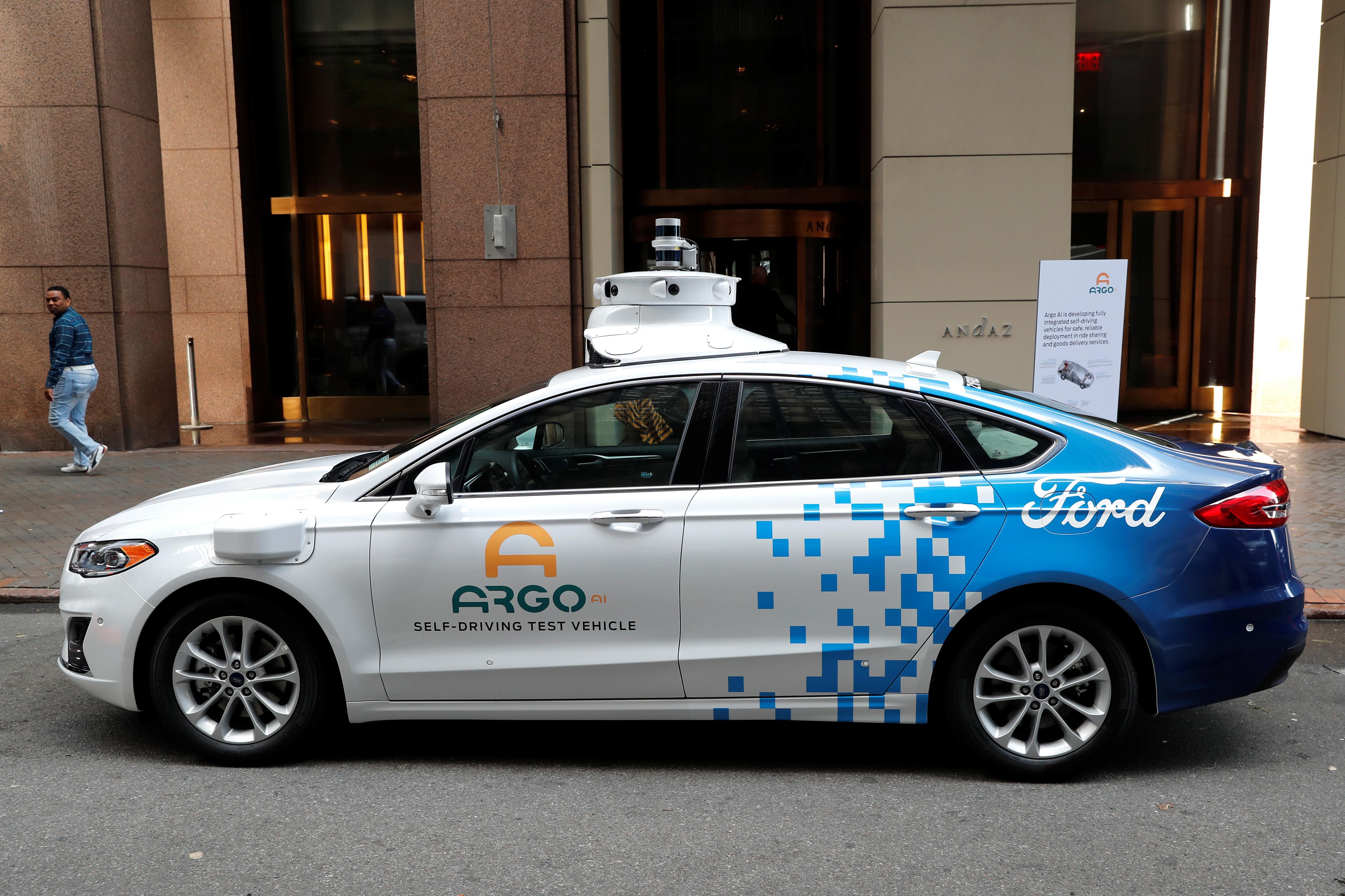 Volkswagen avance dans l'extension de l'alliance avec Ford aux voitures électriques et automatisées