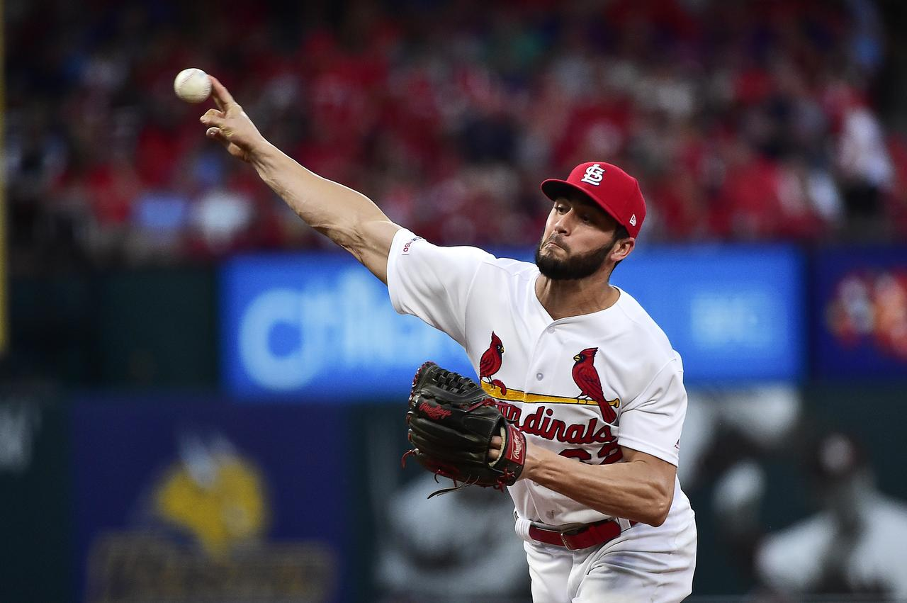 D-backs edge Cardinals, extend win streak to four - Reuters