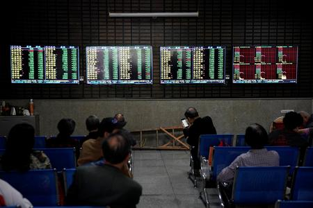 Asian shares pull ahead after encouraging Chinese data