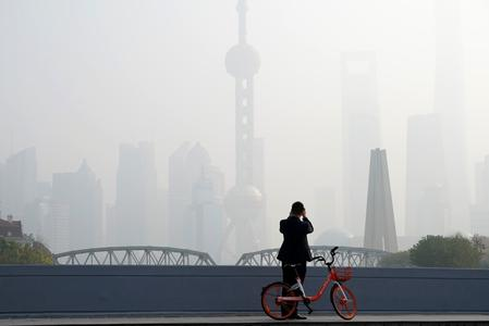 China greenhouse gas emissions soar 50% during 2005-2014: government data