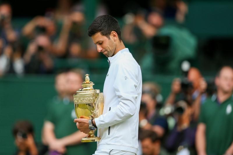 Le manque d'amour nourrit le désir de Djokovic d'être le meilleur des chiens