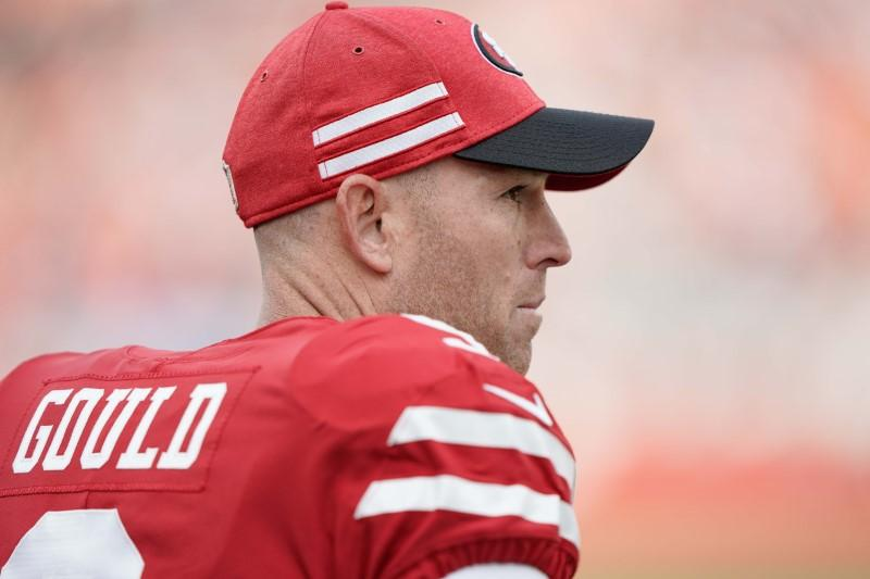 49ers, PK Gould agree to deal, beat franchise deadline