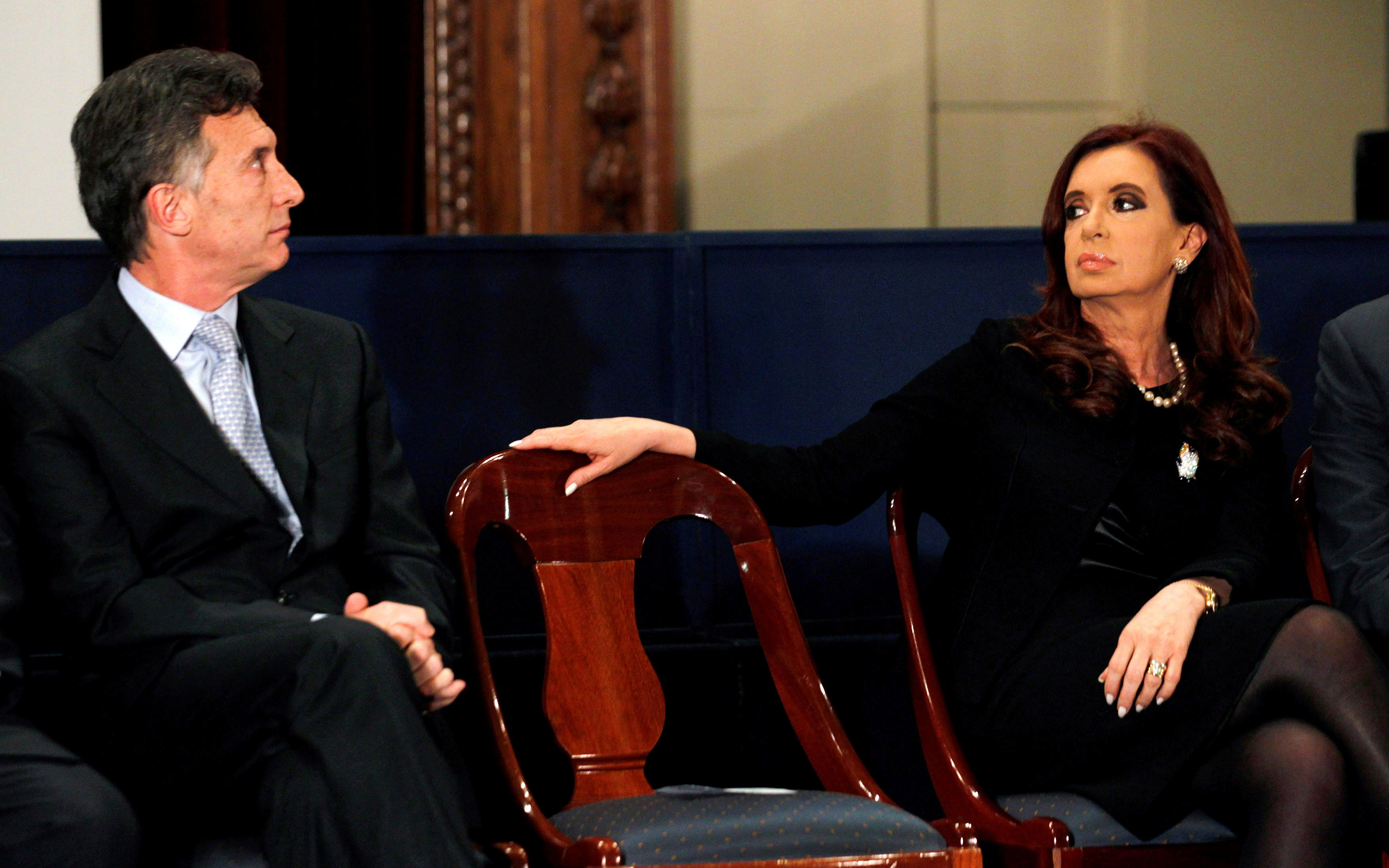 'Up in the air': Polls show Argentine presidential race neck-and-neck