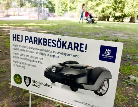 Husqvarna cools on 2019 margin after chill dents lawn mower demand