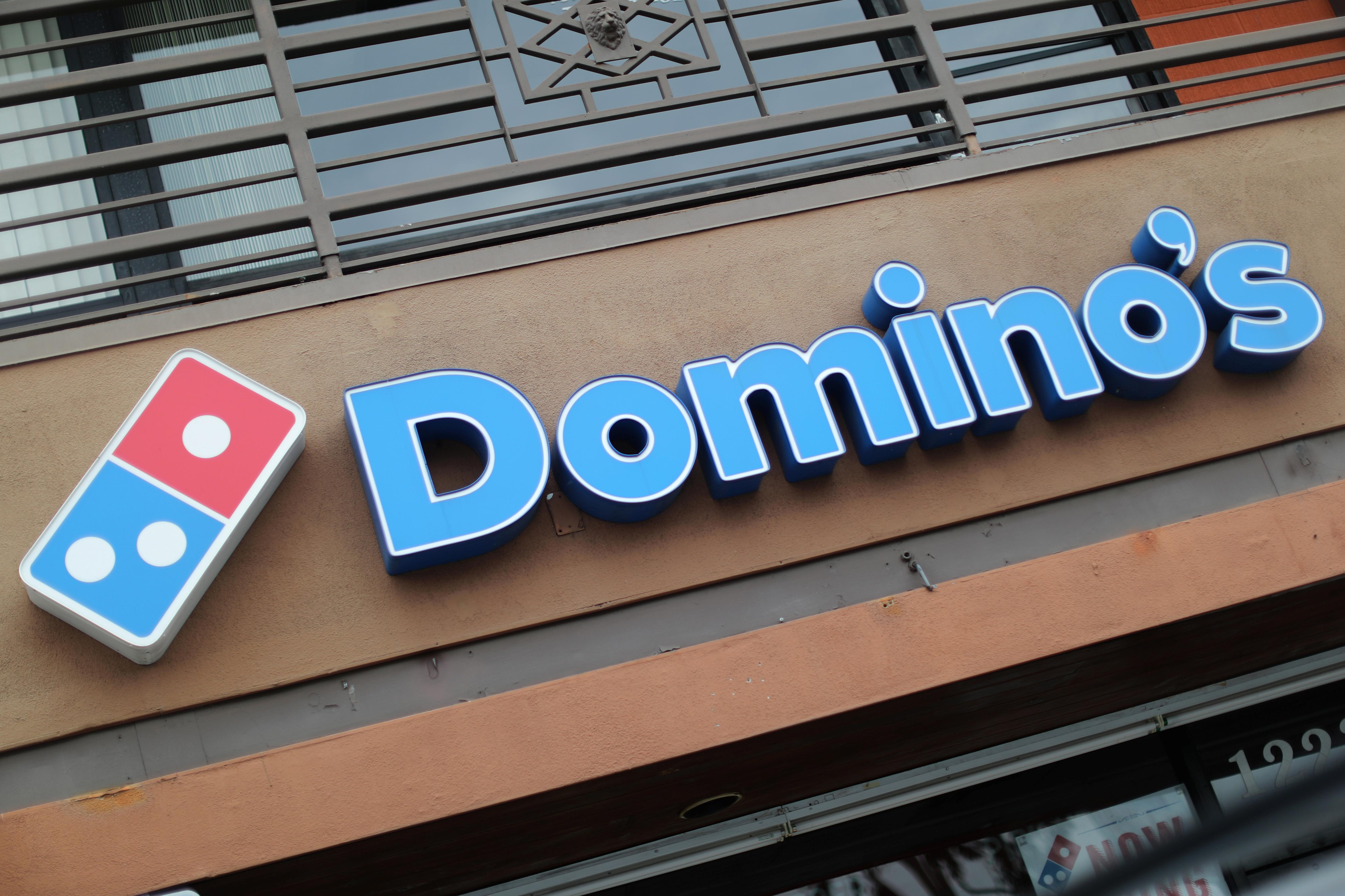 Domino's shares slide as same-store sales disappoint