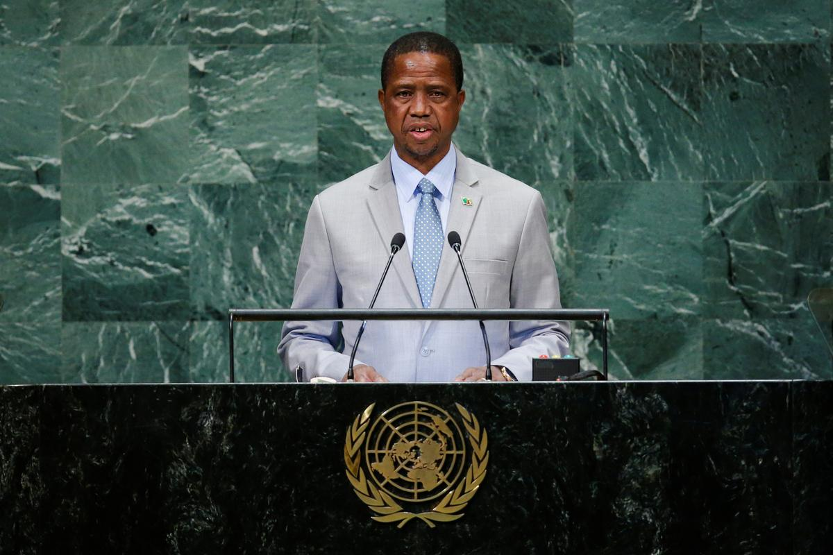 Zambian finance minister urges quick implementation of austerity