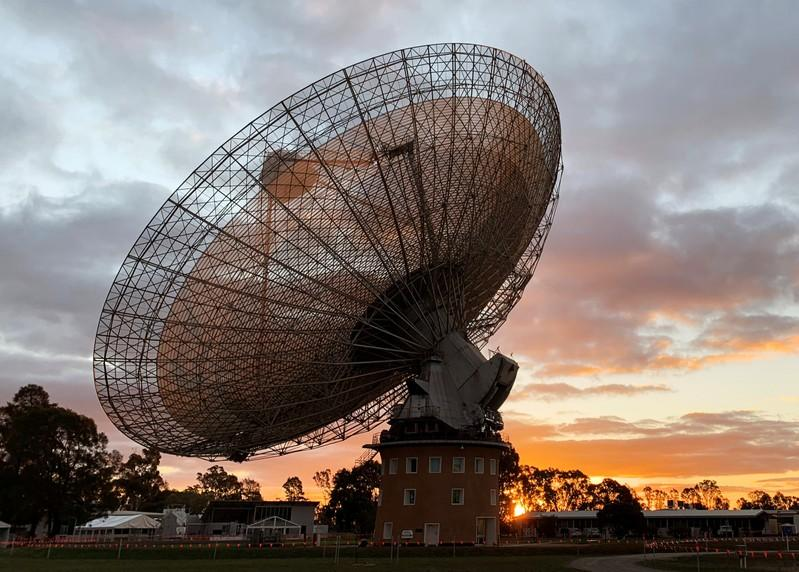 'The Dish' Still Beaming Signals 50 Years After Moon Walk
