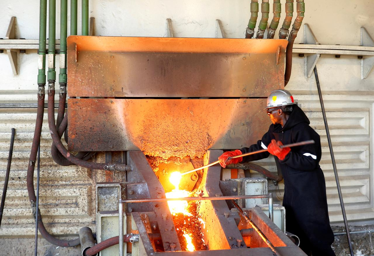 Image result for Anglo American's second-quarter output rises 2%, on track to hit 2019 targets