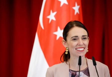 New Zealand's Ardern says plight of Pacific Islanders should spur climate action