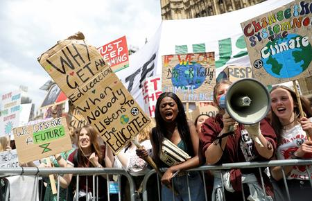 UK police say they will prevent repeat of climate-change protest chaos