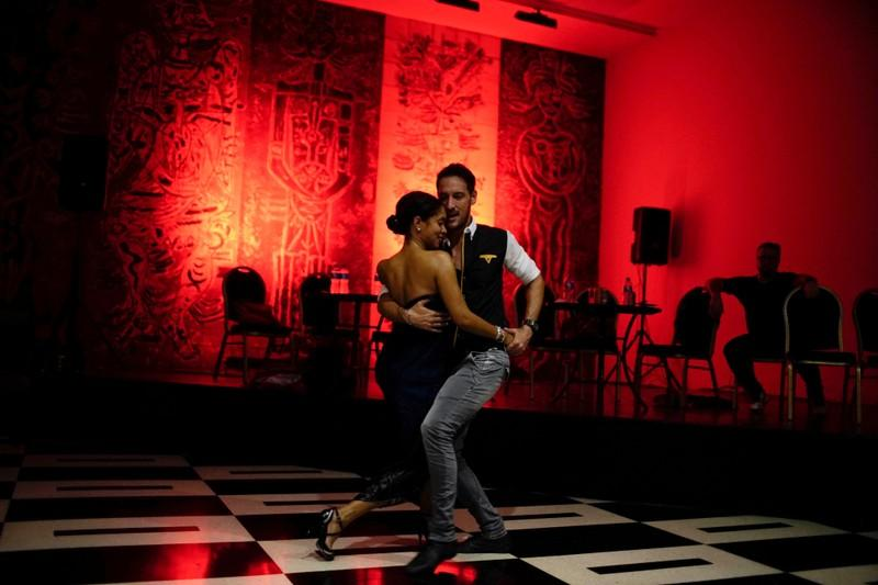 Image result for Cubans seek to revive little-known tango legacy
