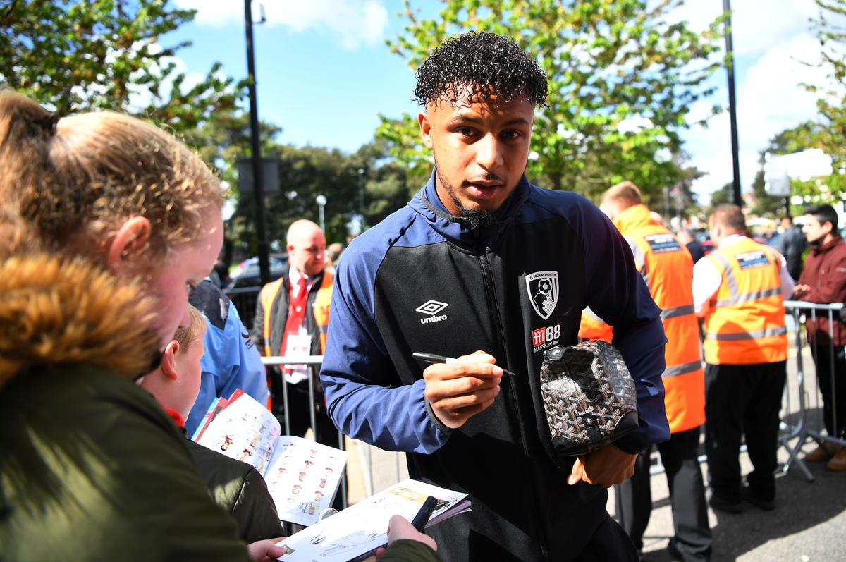Sheffield United sign Mousset from Bournemouth