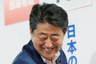 改憲勢力3分の2割り込む、自公71議席 立憲・維新伸長=参院選