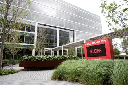 Halliburton profit beats on international demand for oilfield services