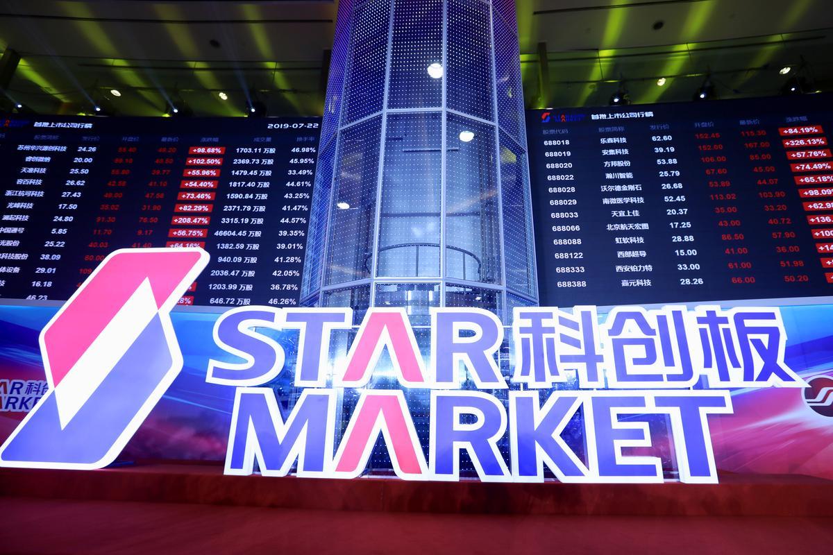 Top investors lose $1 billion as China's Nasdaq-style board...
