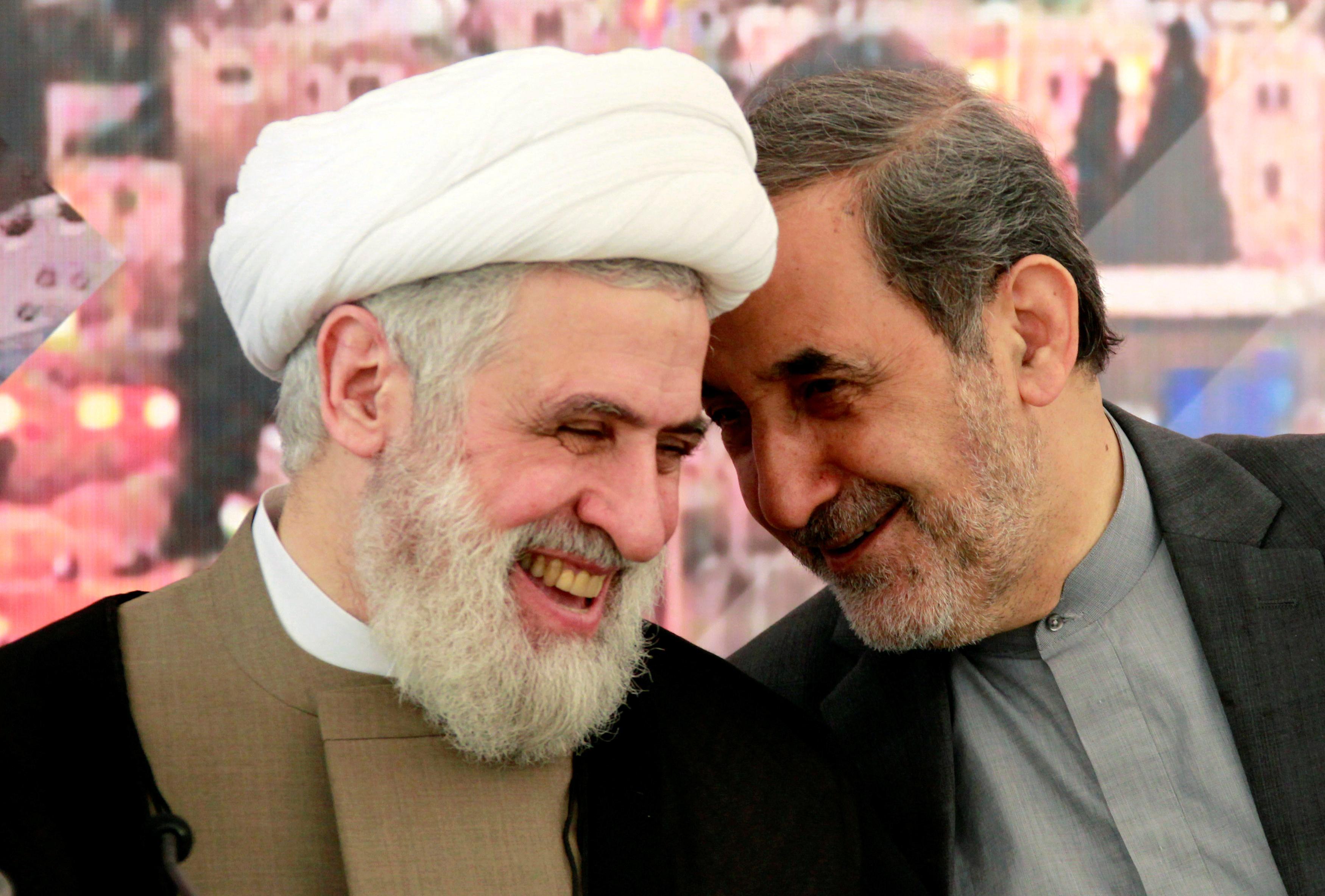 Top Khamenei aide hails Iran's downing of U.S. drone, tanker seizure