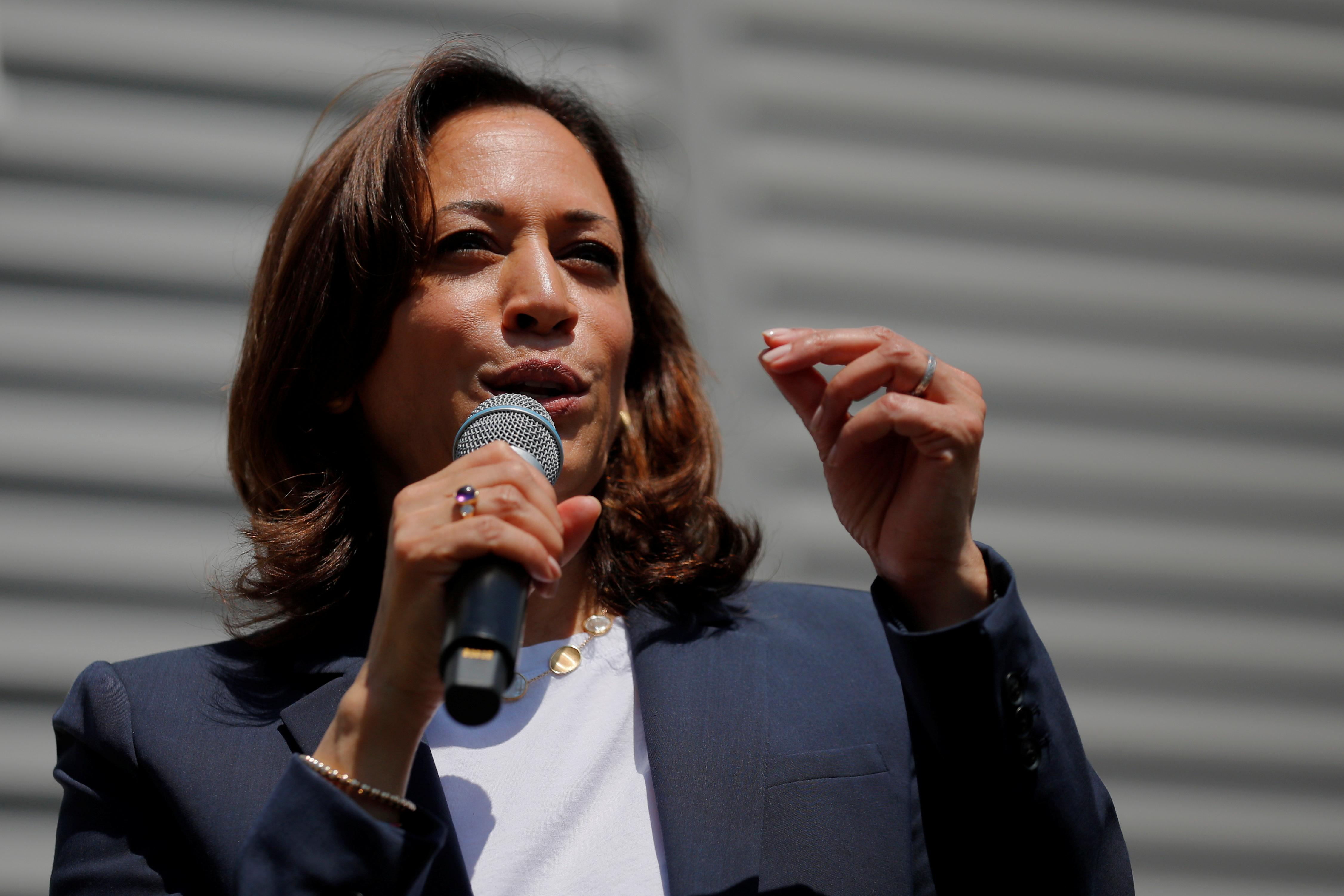 Harris introduces Senate bill to decriminalize marijuana, expunge...