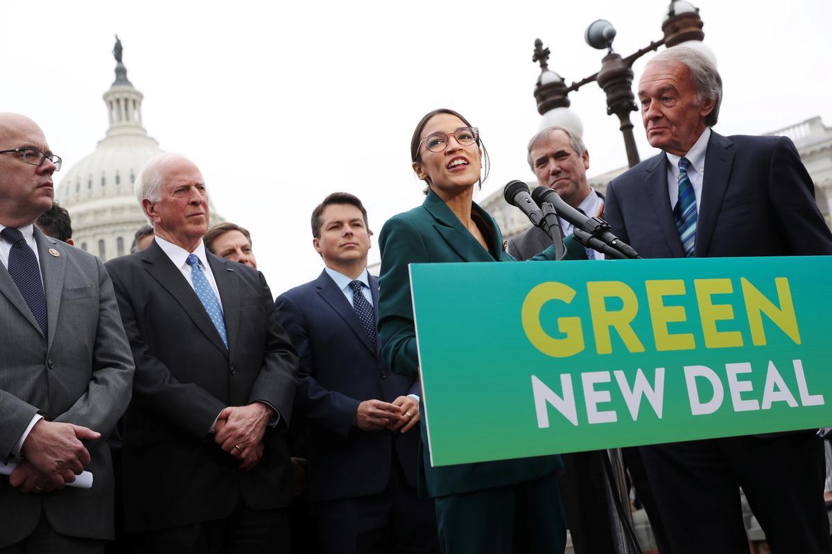 U.S. House Democrats unveil more 'realistic' climate change plan