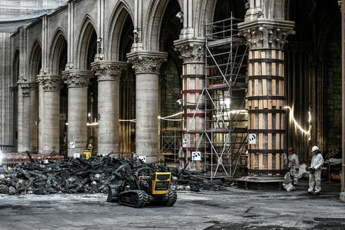 Rebuilding Notre-Dame Cathedral