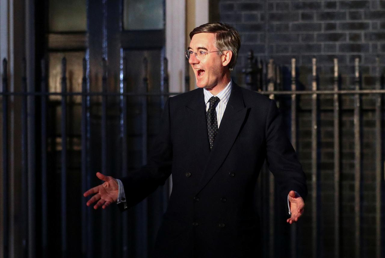 PM Johnson appoints Rees-Mogg as leader of the House of