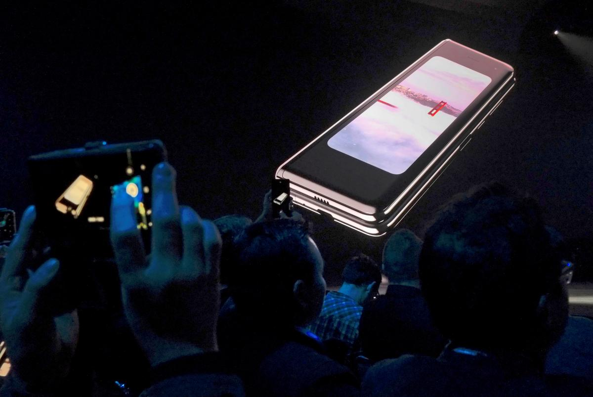 Samsung Electronics' delayed Galaxy Fold now ready for September launch