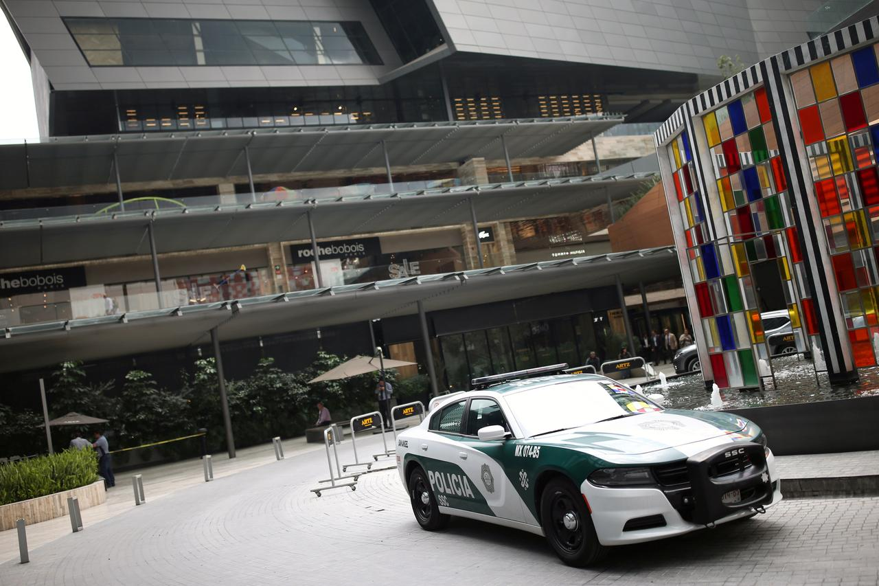 Two Israeli men shot dead in apparent Mexico City shopping