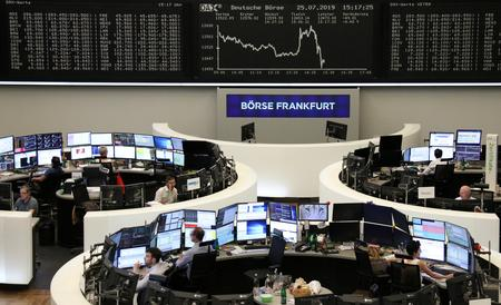 Stocks stage tentative rebound after ECB disappointment