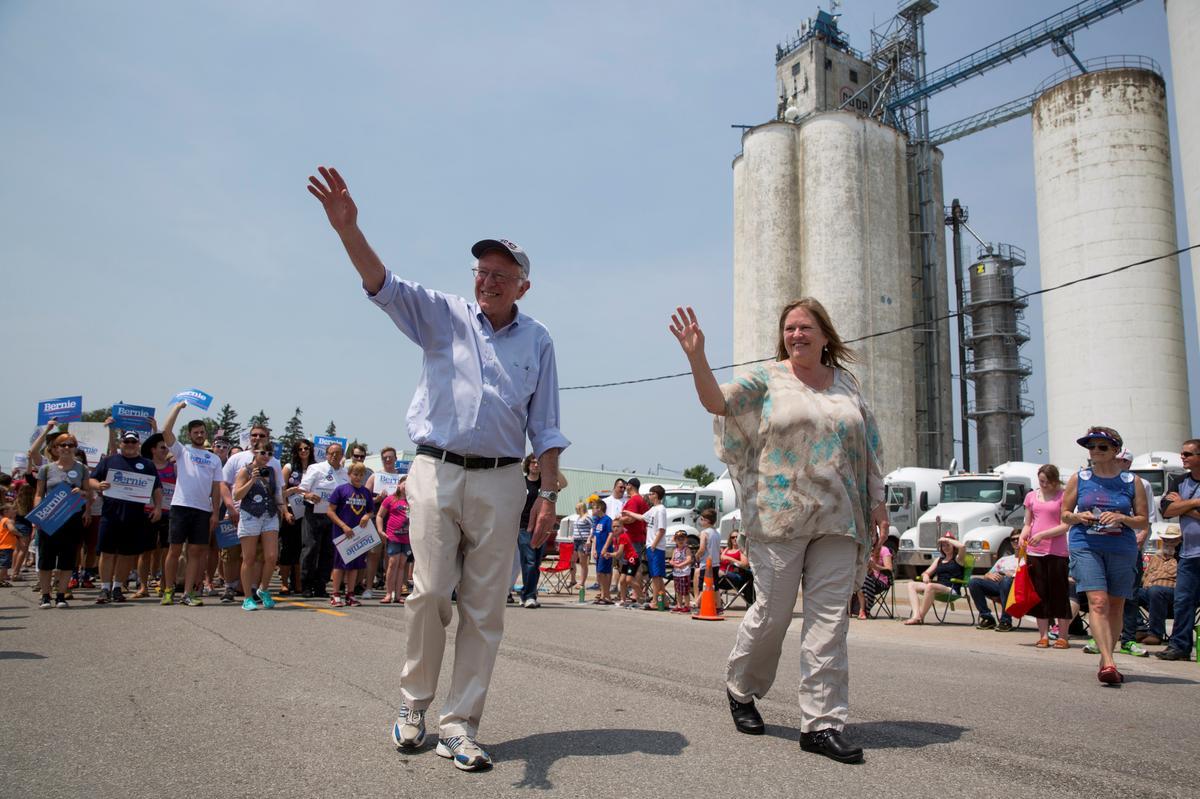 Ethanol vs. environment: Democratic hopefuls campaign on clashing agendas