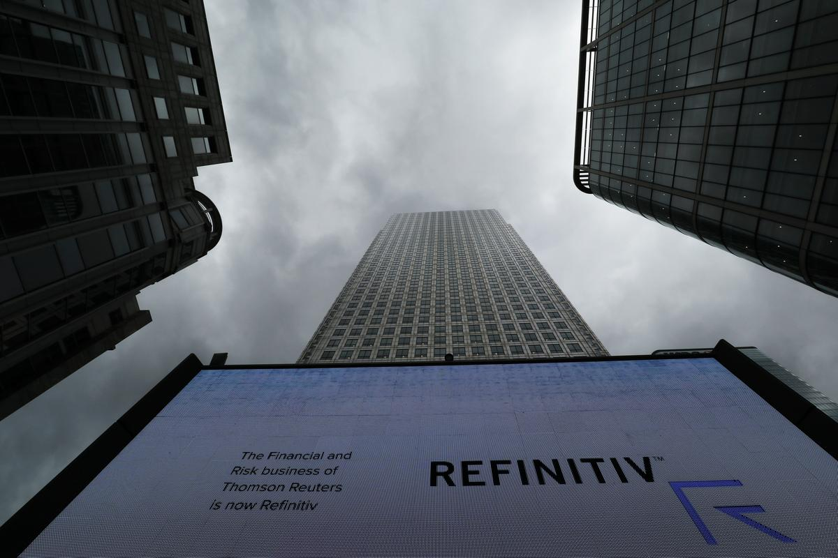 London Stock Exchange in talks to buy Refinitiv for $27 billion