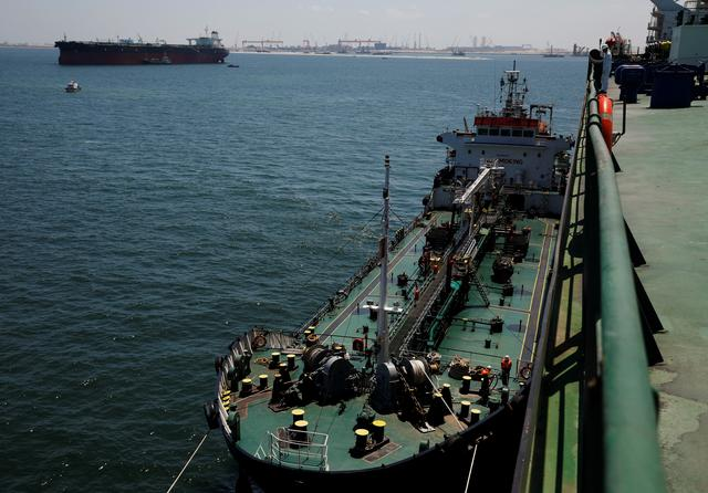 Counting down to 2020, Singapore's Ocean Tankers tests IMO